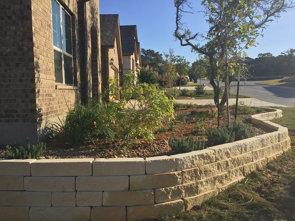 Professional landscaping, Houston, Katy, San Antonio, Boerne, and the Hill Country